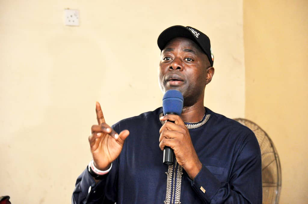 Image result for Seyi Makinde talking